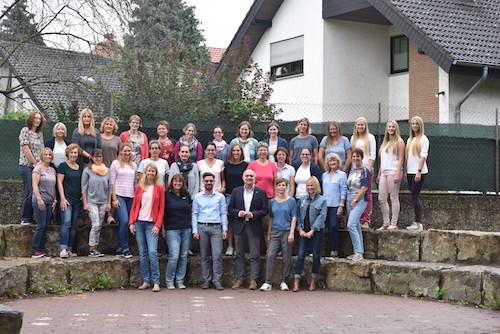 Kollegium - Burgschule Nieder-Olm